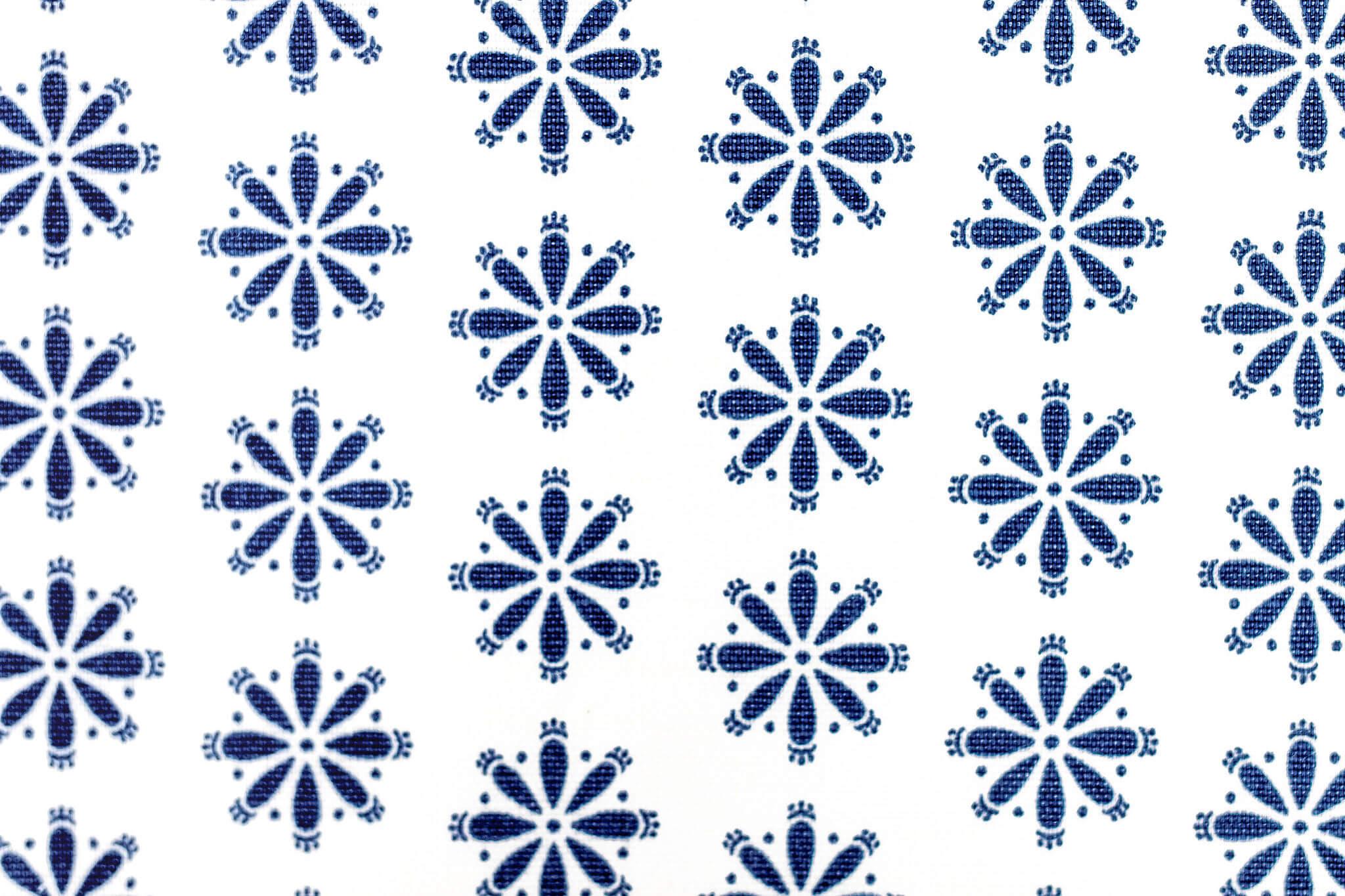 Libby Navy 01 Fabric
